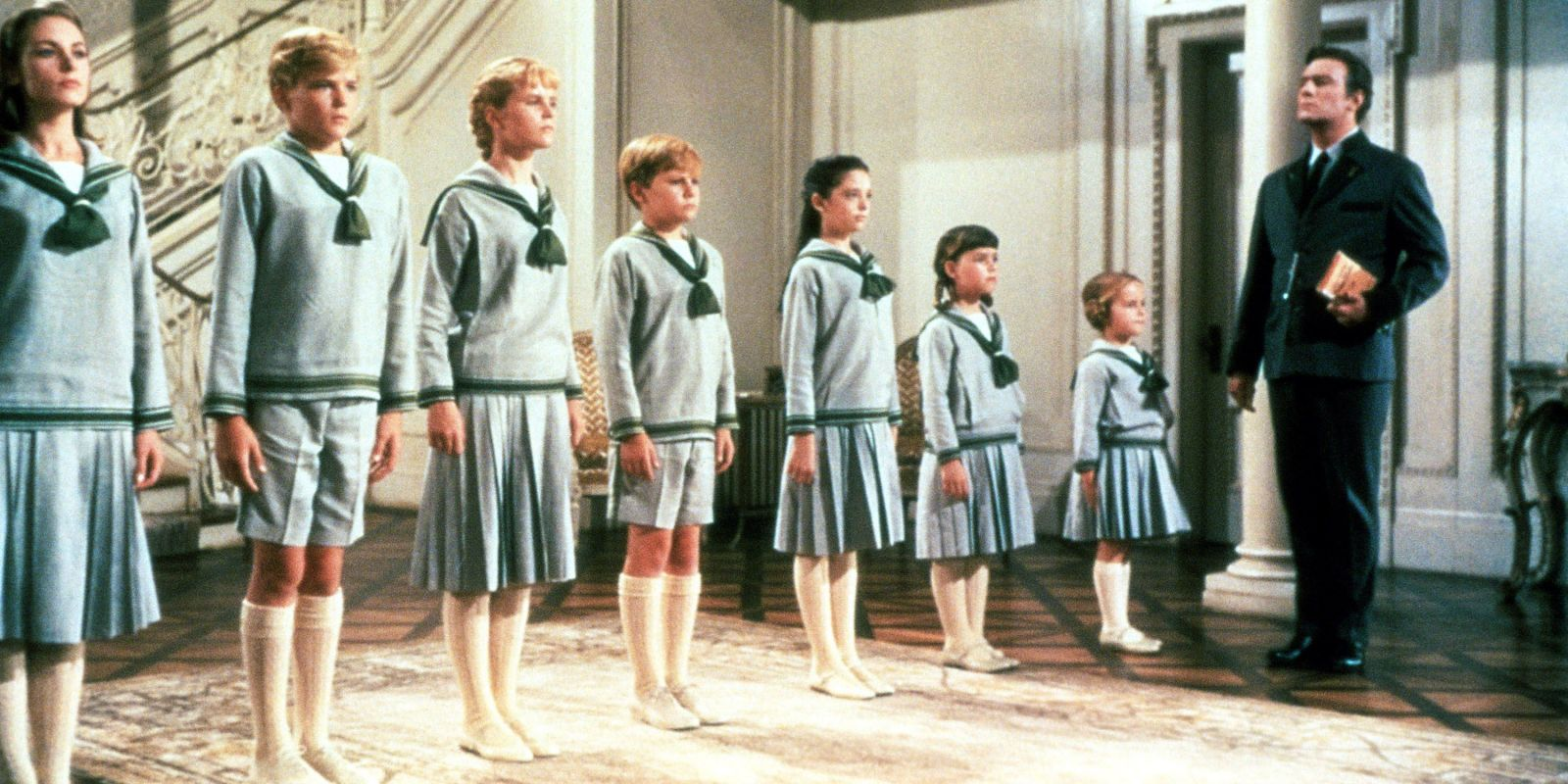the most stylish moments from the sound of music | julie