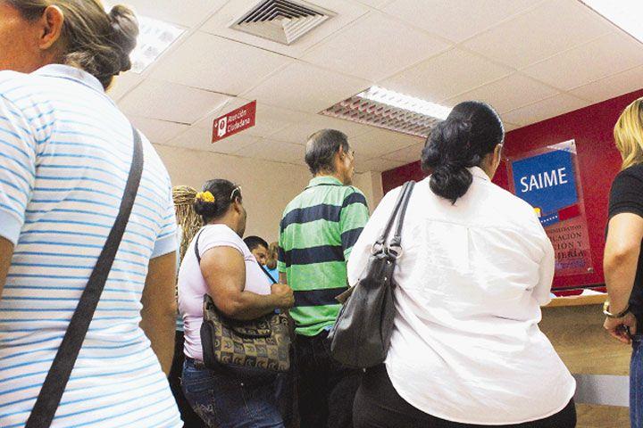 Detenidos del Saime emitían pasaportes falsos. Uno de ellos era Jefe de campaña del PSUV en Machiques Zulia