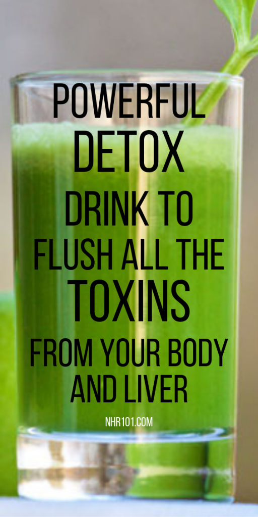 total body cleanse drink)