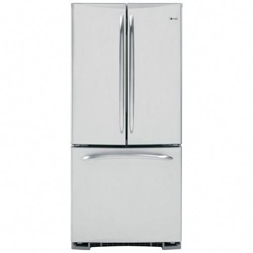 Final Clearance Ge Profile 19 5 Cu Ft French Door Refrigerator Pfss0mfzss Stainless Steel 29 Wide 66 7 Tall 34 4 Deep 1500 Homeliancesforum