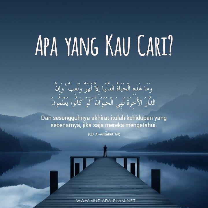 Kata Kata Bijak Islam Tentang Kehidupan Bergambar Ragam Muslim