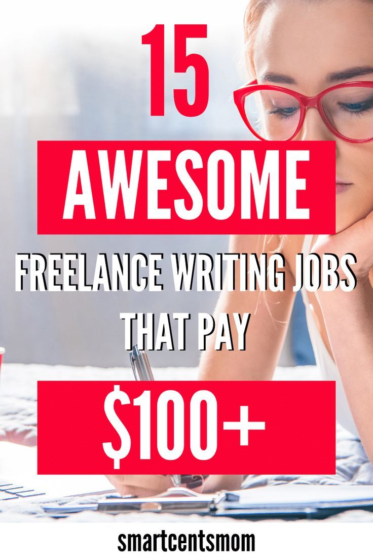 Freelance Writing Jobs for Stay at Home Moms 15 Examples