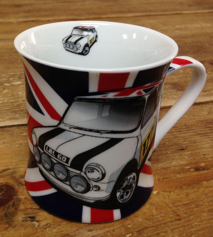 Coffee Mug The Leonardo Collection England British Flag