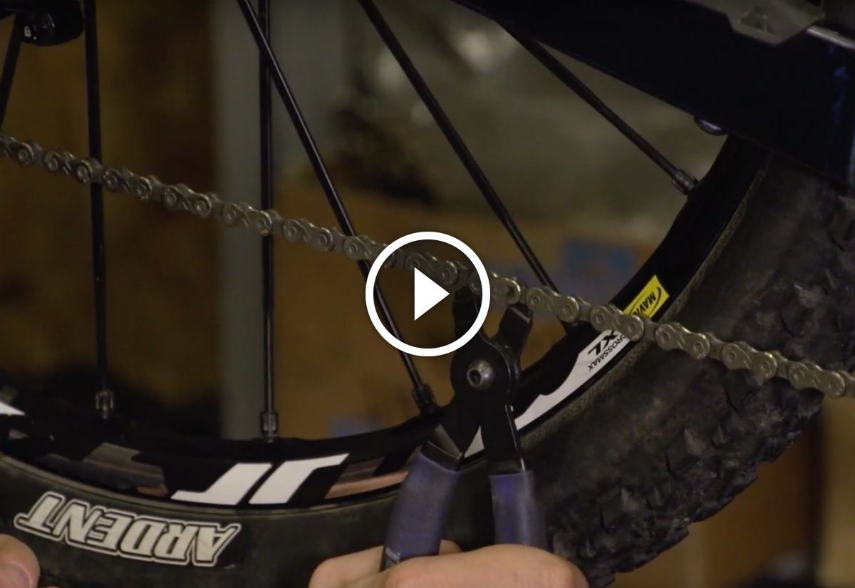 Video How To Replace Your Chain Mtb Maintenance Bike News