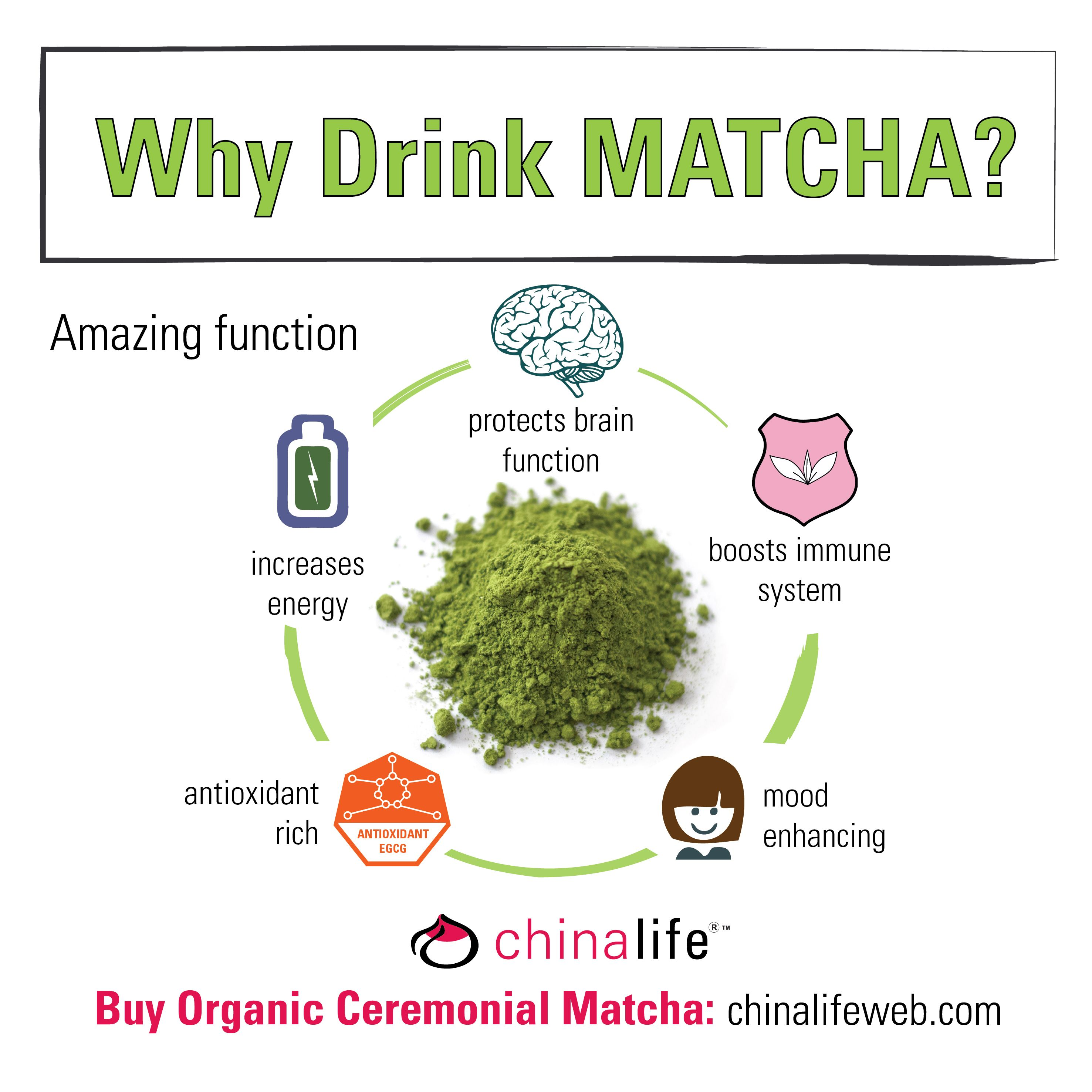 There Are So Many #health Benefits Associated With #Matcha