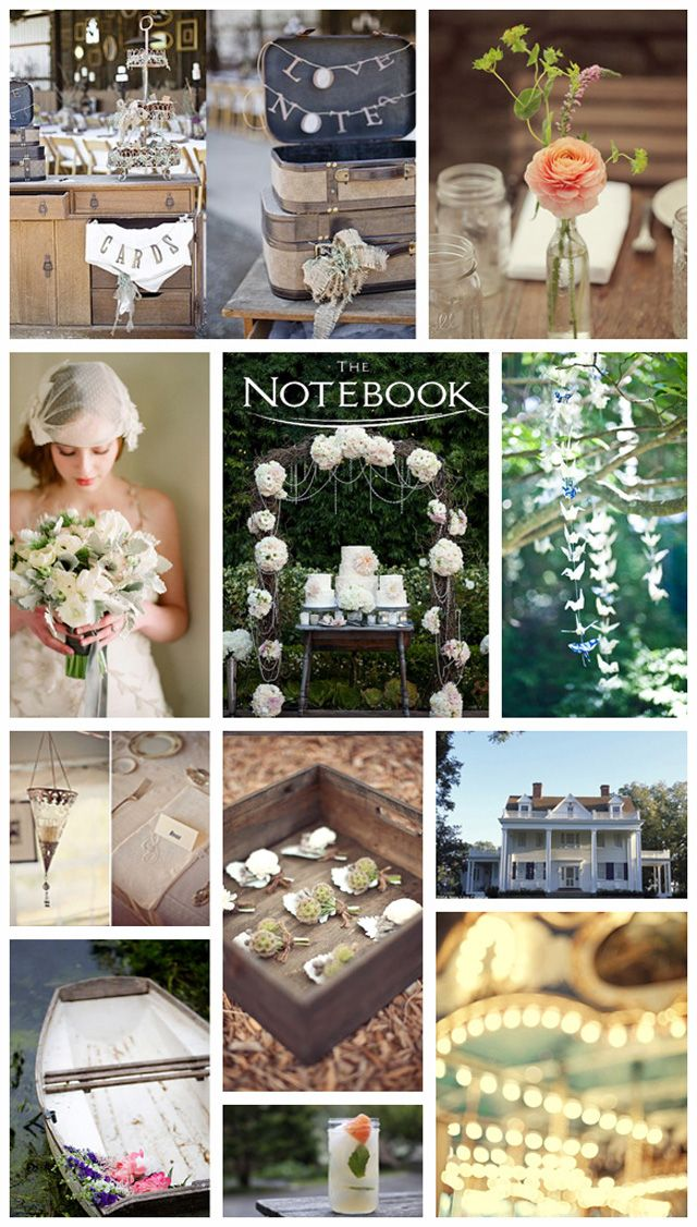 1940s Notebook Styled Wedding This Needs To Be A Thing In My Life