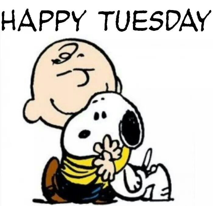 happy tuesday charlie brown snoopy tuesday tuesday quotes happy rh pinterest com happy tuesday clip art snoopy happy tuesday clip art images