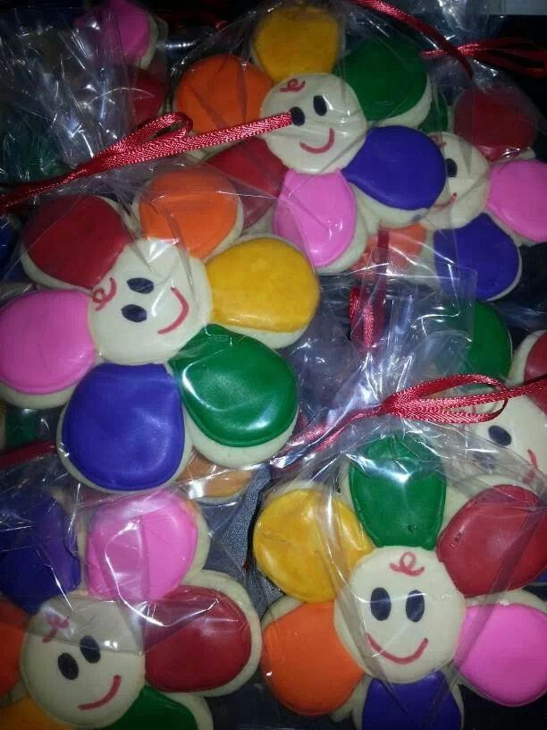Baby First Tv Logo Cookies Kid Party Ideas Baby 1st