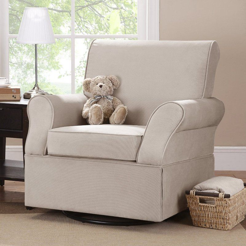 Baby Relax Kelcie Swivel Glider Comet Doe We Often Remember Our Favorite Chair As A Child The One Were Rocked To Sleep In Climbed On Top Of
