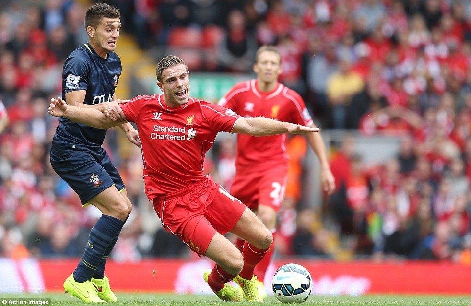 Henderson vs Southampton