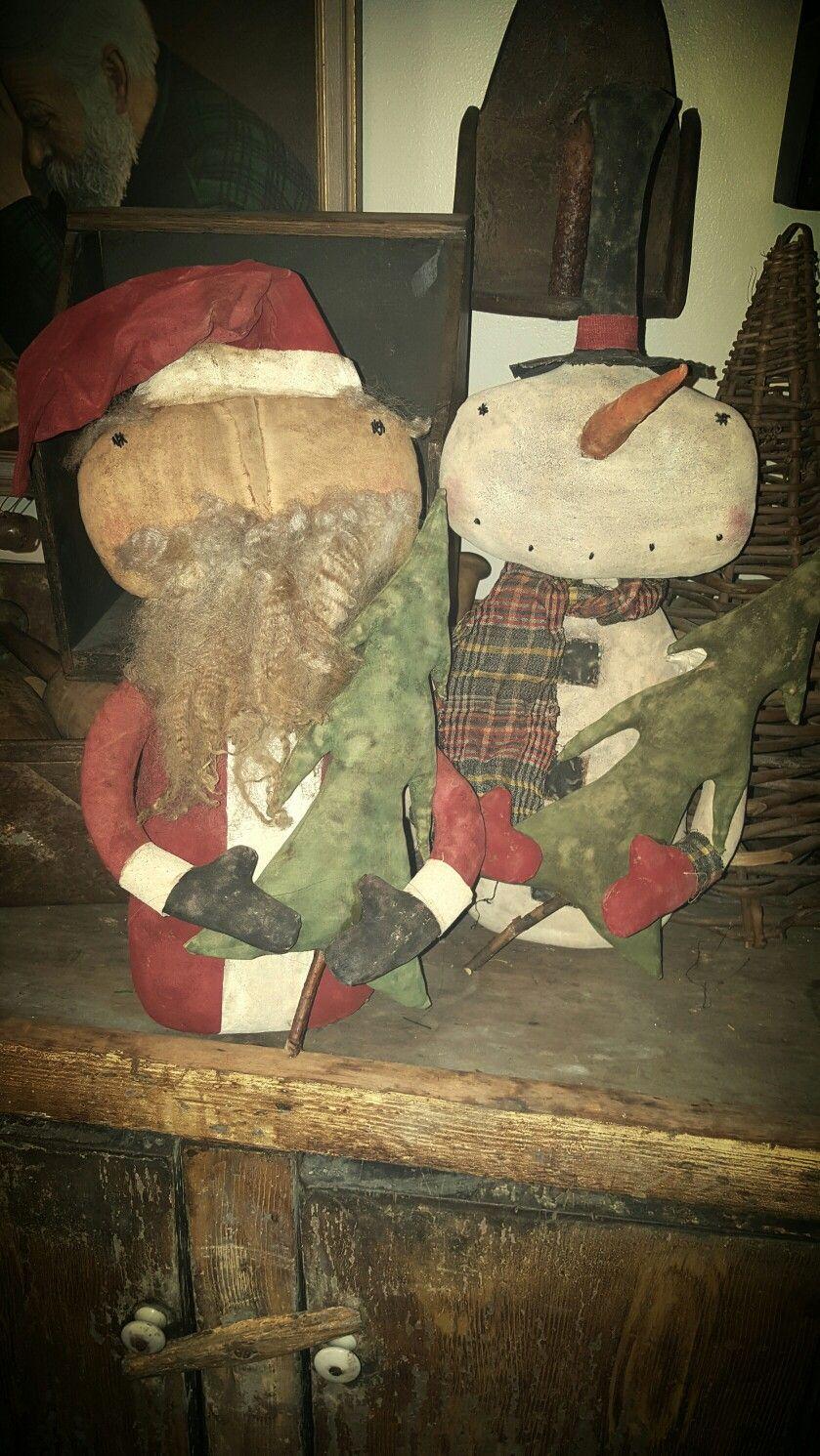 primitive christmas crafts prim christmas holiday crafts christmas decor snowmen primitives november christmas deco november born - Primitive Christmas Crafts