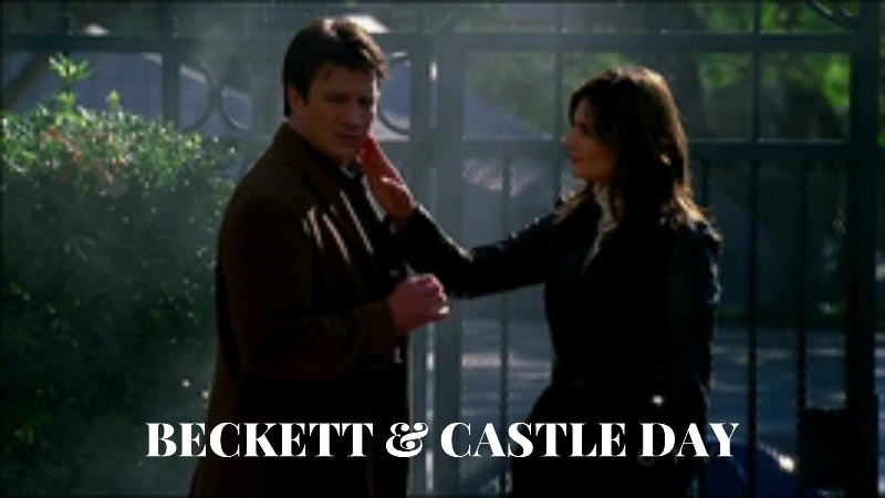 Beckett Castle Day July 14 Small Screen Smackdown In 2021 Castle Tape Reading Great Tv Shows
