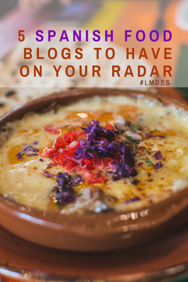 5 spanish food blogs to have on your radar food blogs spanish 5 spanish food blogs to have on your radar forumfinder Image collections