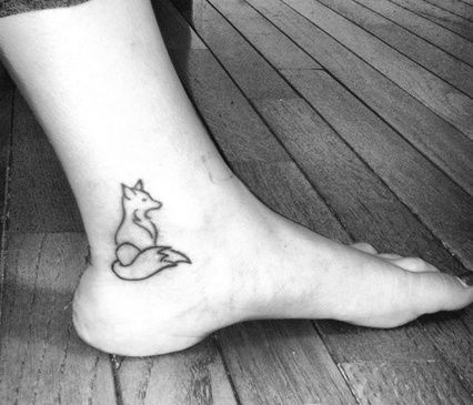 tatouages : 50 dessins pour sublimer nos chevilles | idées de