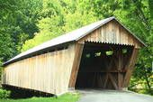 Lots of covered bridges here