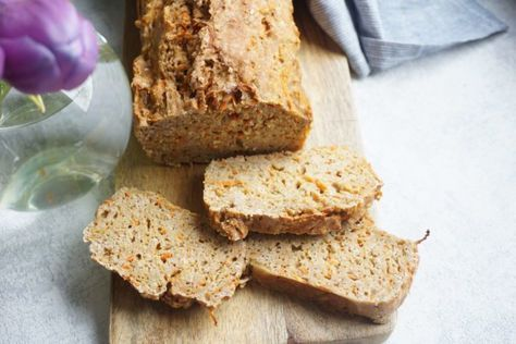 Welches Brot für Babys? Saftiges weiches Karottenbrot ist großartig   – Backen