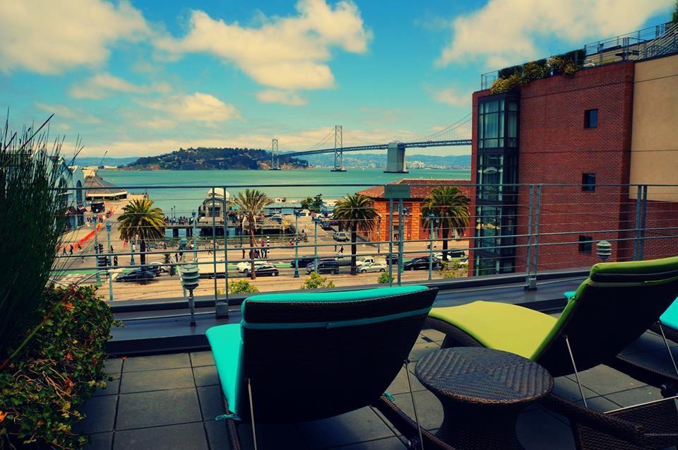 San Francisco Luxury Boutique Hotels Hotel Vitale Near Embarcadero Ferry Building