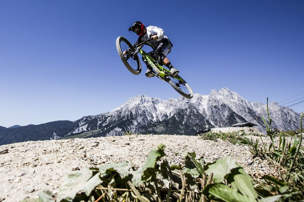 #Leogang #bike park #freeride