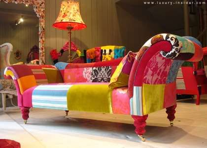 Merveilleux Hippy Chic Furniture