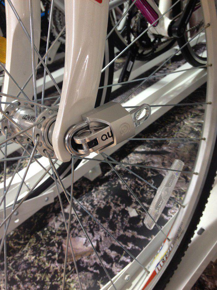 Quick Caps Bicycle Quick Release Lock Wheel Lock Bicycle