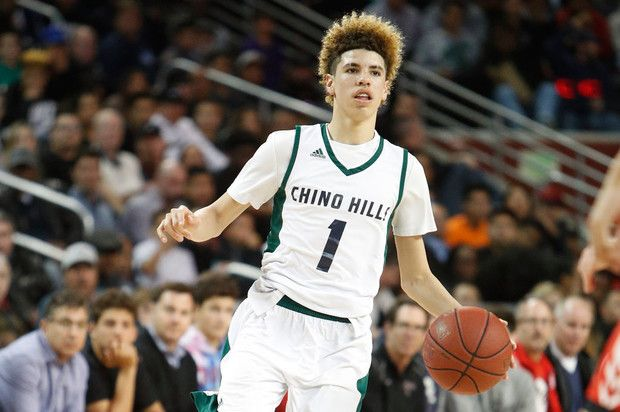 Lamelo Ball S Lowlight Tape Surfaces After Aau Team S 52 Point Loss Liangelo Ball Lamelo Ball Lonzo Ball