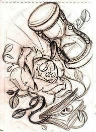 Resultado De Imagen Para Dibujos Relojes De Arena Relojes