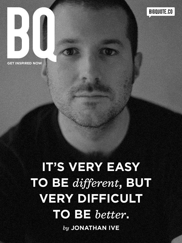 Jonathan Ive Designers Architects And Creatives Pinterest