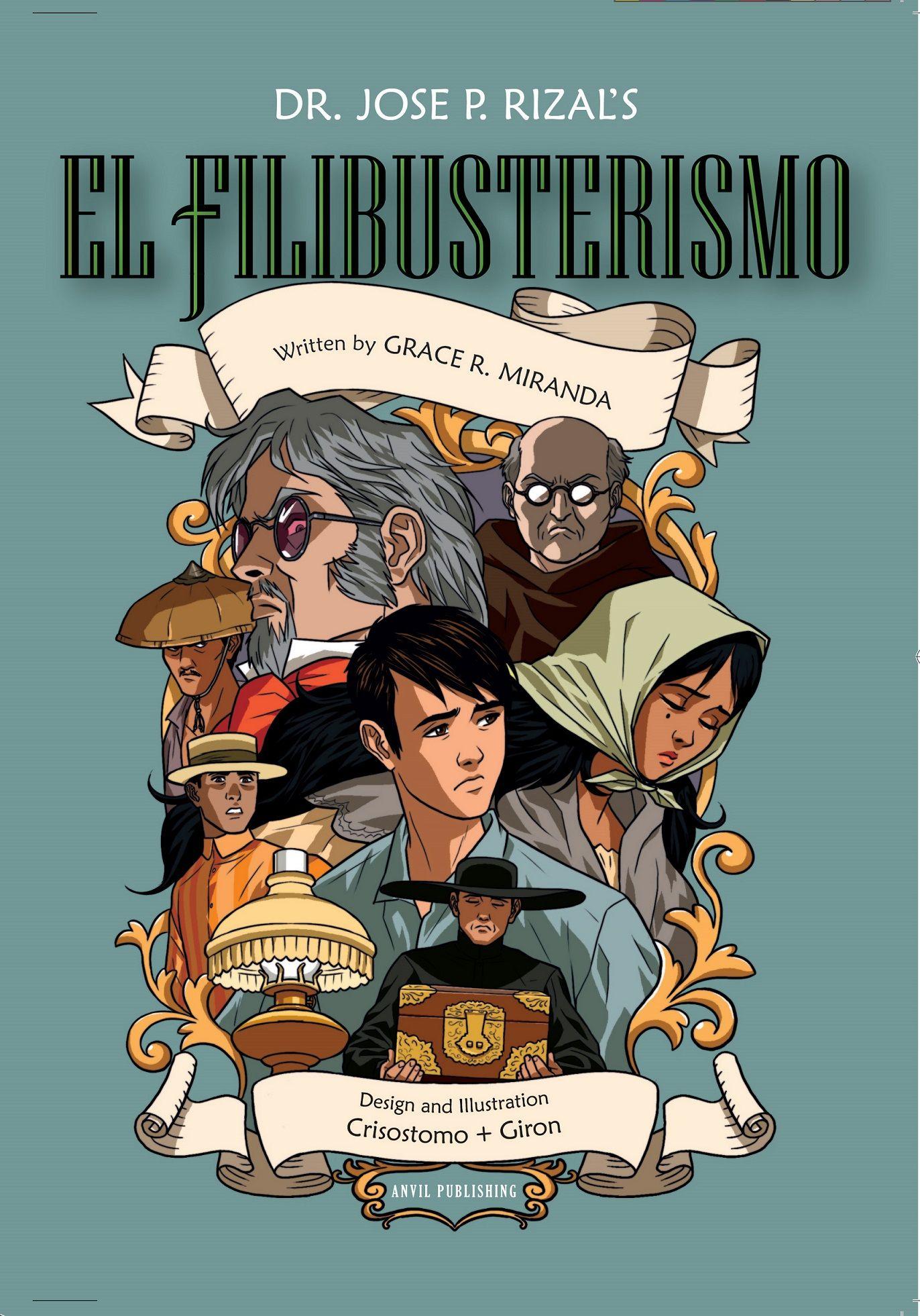 Image Result For El Filibusterismo