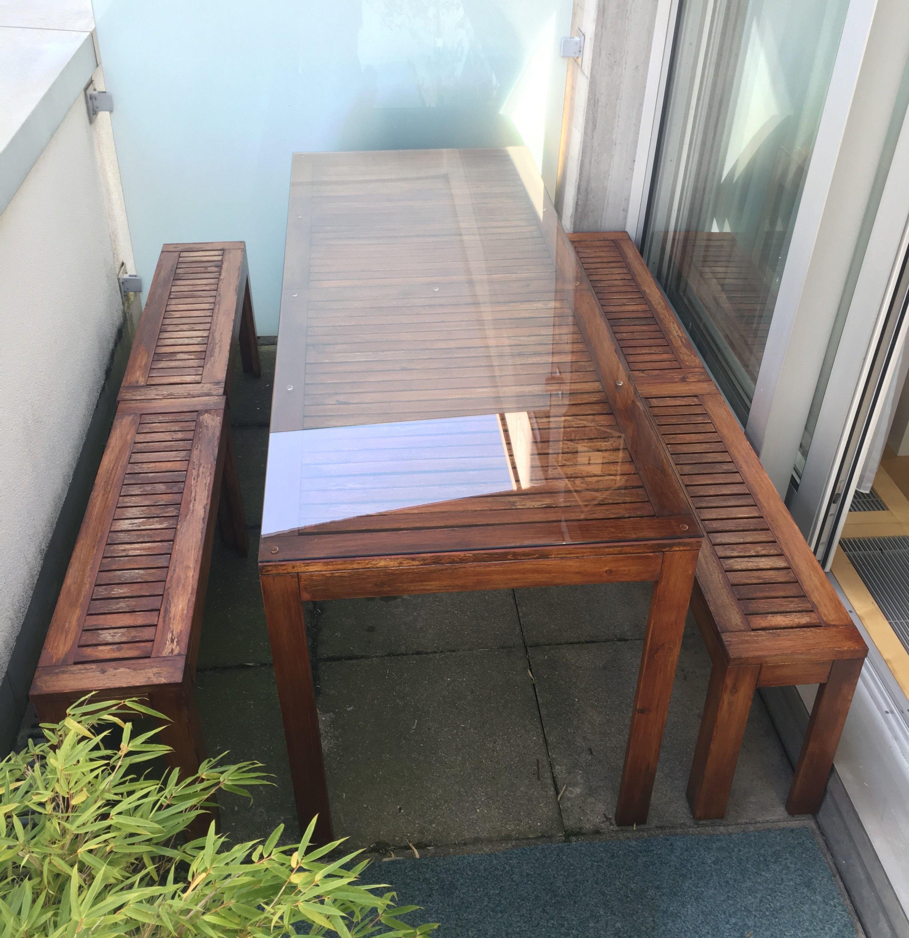 Alte Gartenmöbel in neuem Glanz! | Garten und Balkon | Pinterest