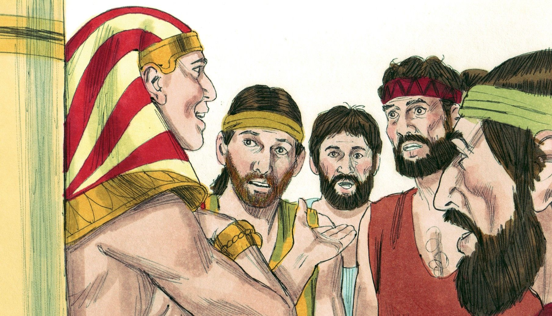 This Skit About Joseph And His Brothers Is Designed To Be