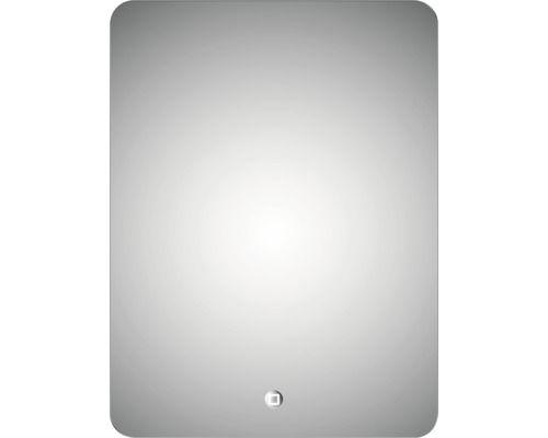 Led Badspiegel Silver Moon 60x80 Cm Ip 24 Spritzwassergeschutzt