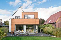 Siedlungshaus büscher architektur Architektur, Anbau