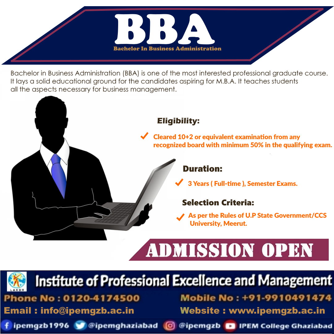All About Bachelor In Business Administration(bba