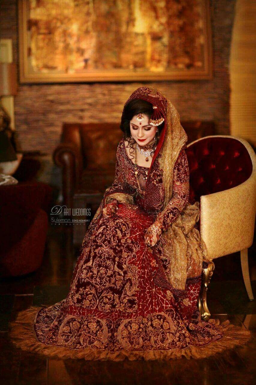 Pin von Hira Ch auf Bridal outfit | Pinterest