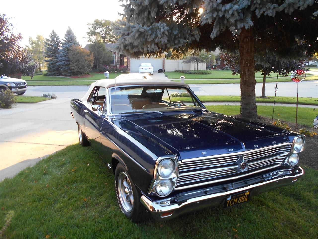 1966 Ford Fairlane 500 Xl Fairlane Ford Fairlane Fairlane 500
