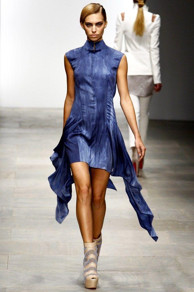 Photo of Todd Lynn Spring 2012 Ready-to-Wear Fashion Show