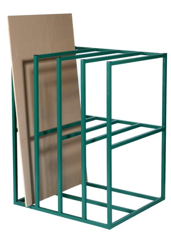 Captivating Heavy Duty UK Engineering Giving You A Quality Long Lasting Product. No Of  Bays: WxDxH: Vertical Storage Of Sheet Materials Stored In Individual Bays.
