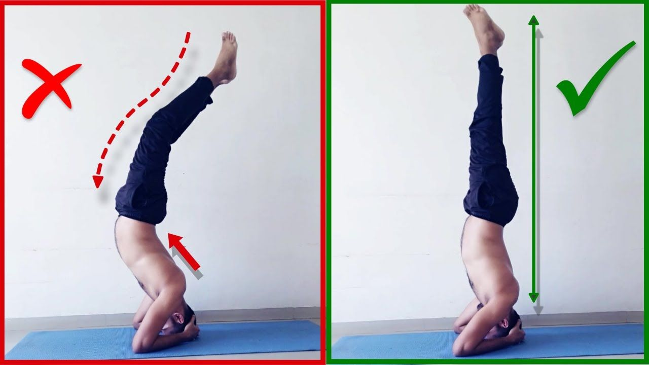How To Do Sirsasana For Beginners Yoga Step By Step What Benefit Of Si In 2020 Yoga Steps Yoga For Beginners Yoga Poses For Beginners