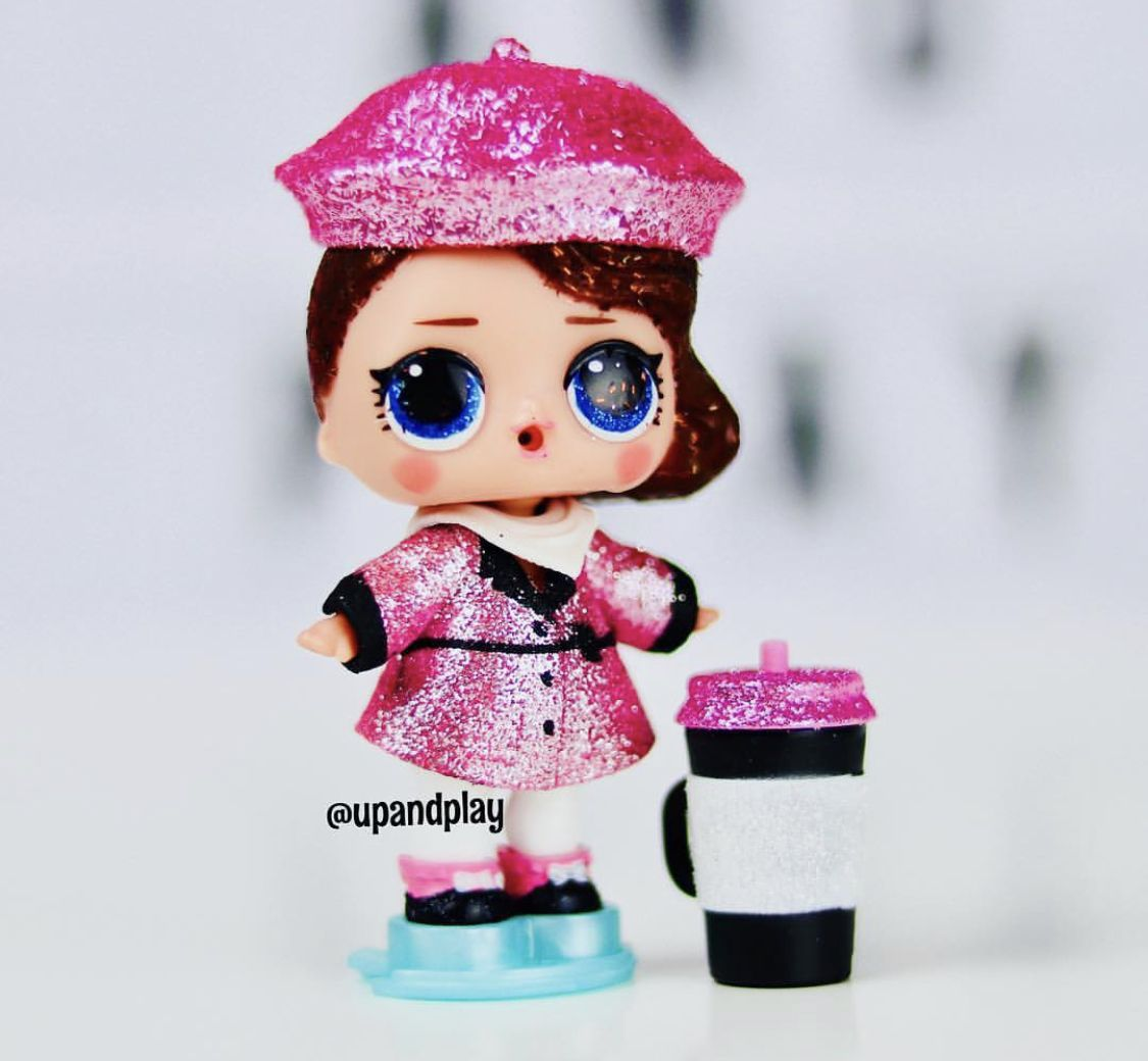 LOL SURPRISE Doll HOLIDAY BLING SERIES GLITTER Big Sister NEW!