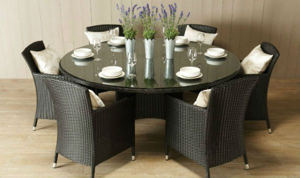 choose your unique dining table and 6 chairs   unique dining