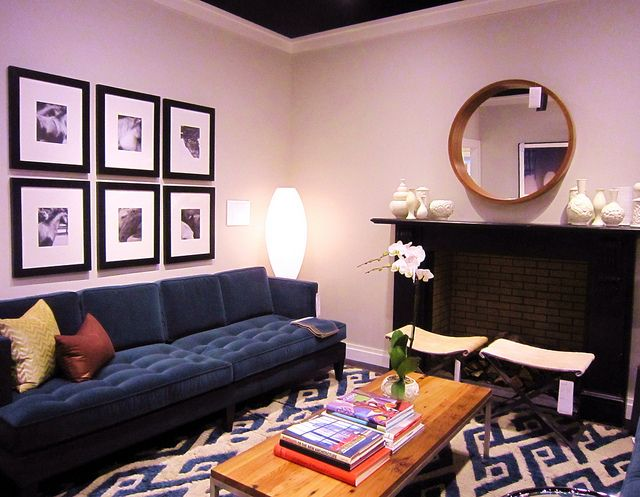 Favorite vignette at Room and Board Chicago, House of Bliss blog ...