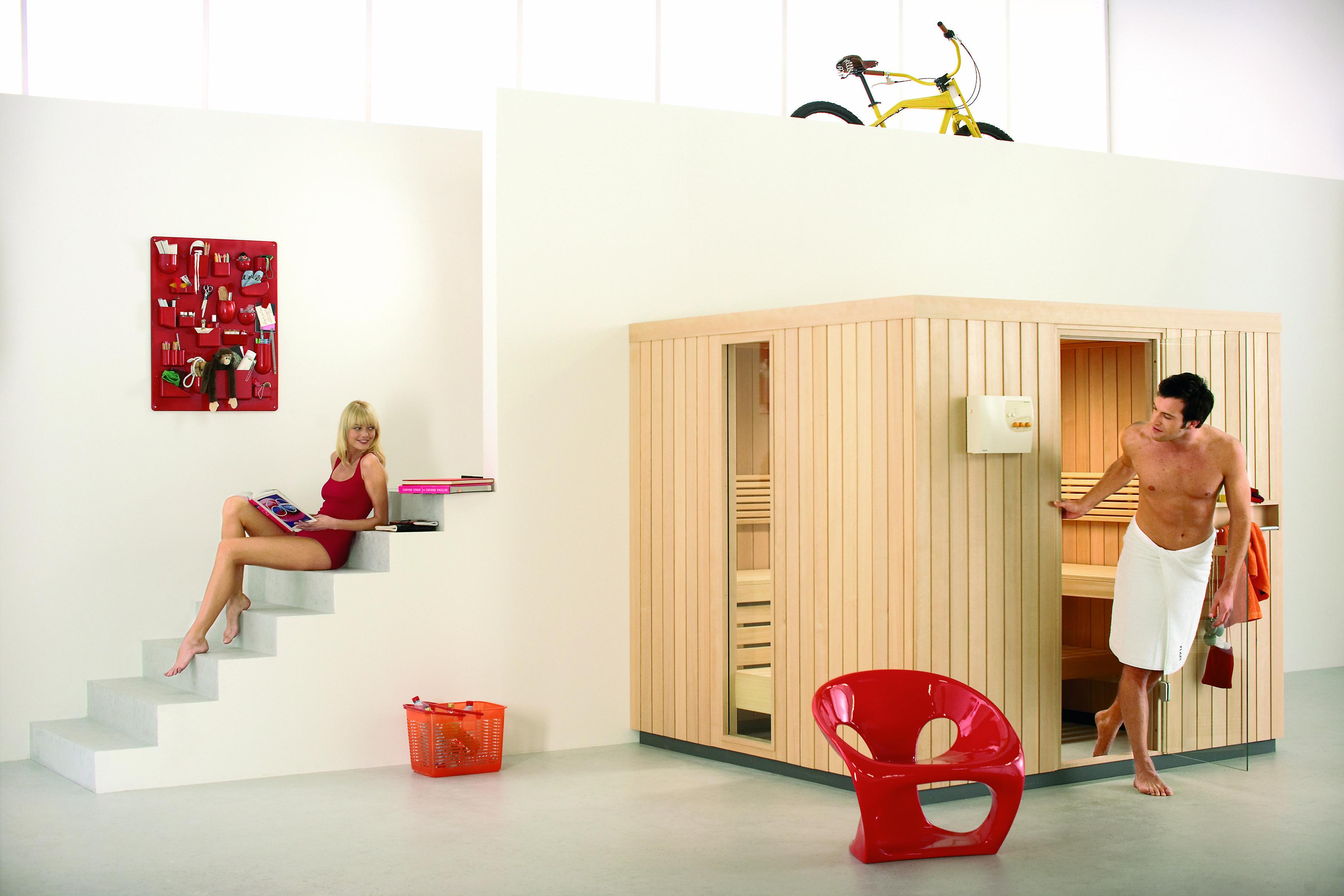 Klafs home sauna | Home Sauna | Pinterest | Saunas