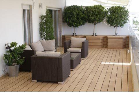 Terrasse en bois composite : prix et infos pour bien choisir