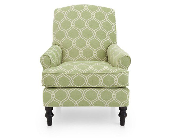 Accent Chairs Larson Accent Chair Upholstery In Elegant Pear
