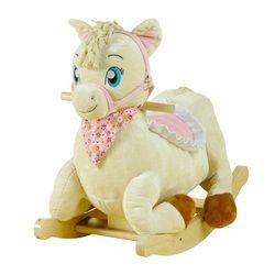 baby girl's rocking horse
