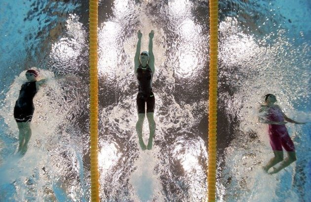 200m butterfly the race from hell!