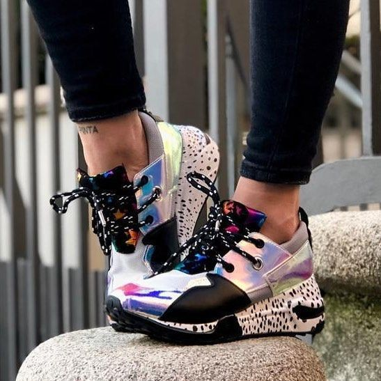 38c14eb95c4 Steve madden cliff sneaker black star | fashion and function collide this  season to form the