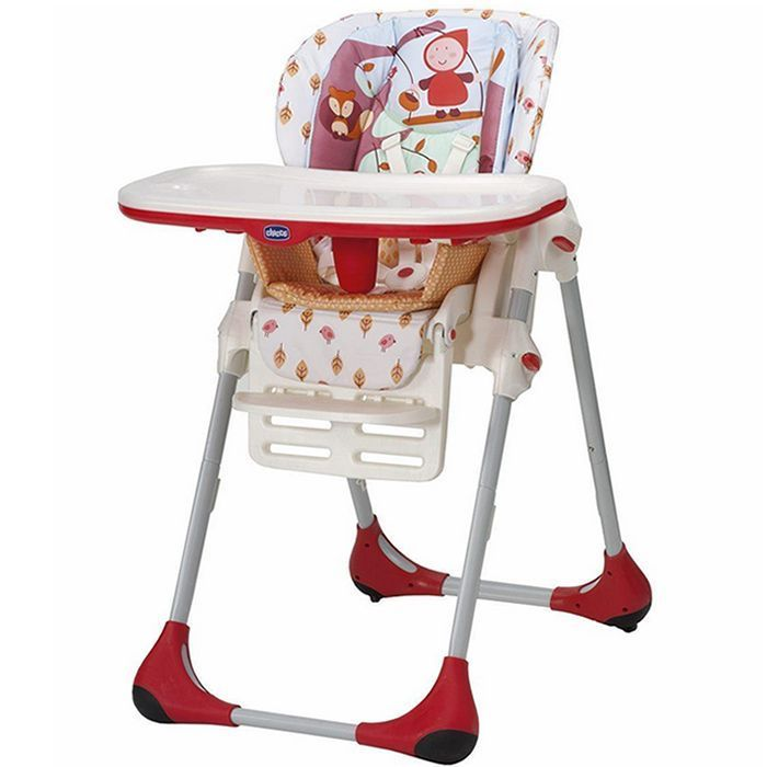 Chicco Polly 2 In 1 Highchair In Happy Land From 6 Months To 3 Years My 2nd Favorite High Chair As I Do Not Ca High Chair Folding High Chair Ikea High Chair