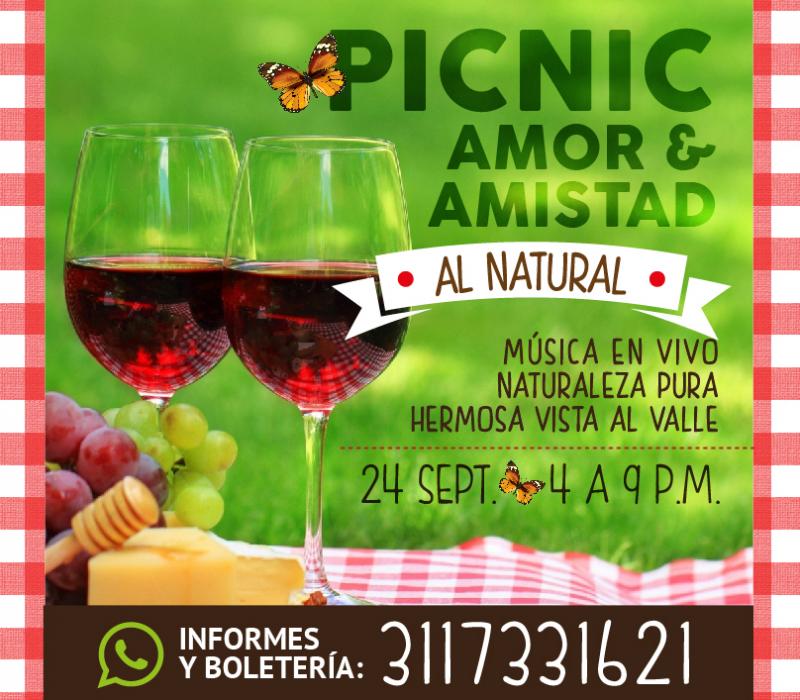 PicNic AAmistad La Carola