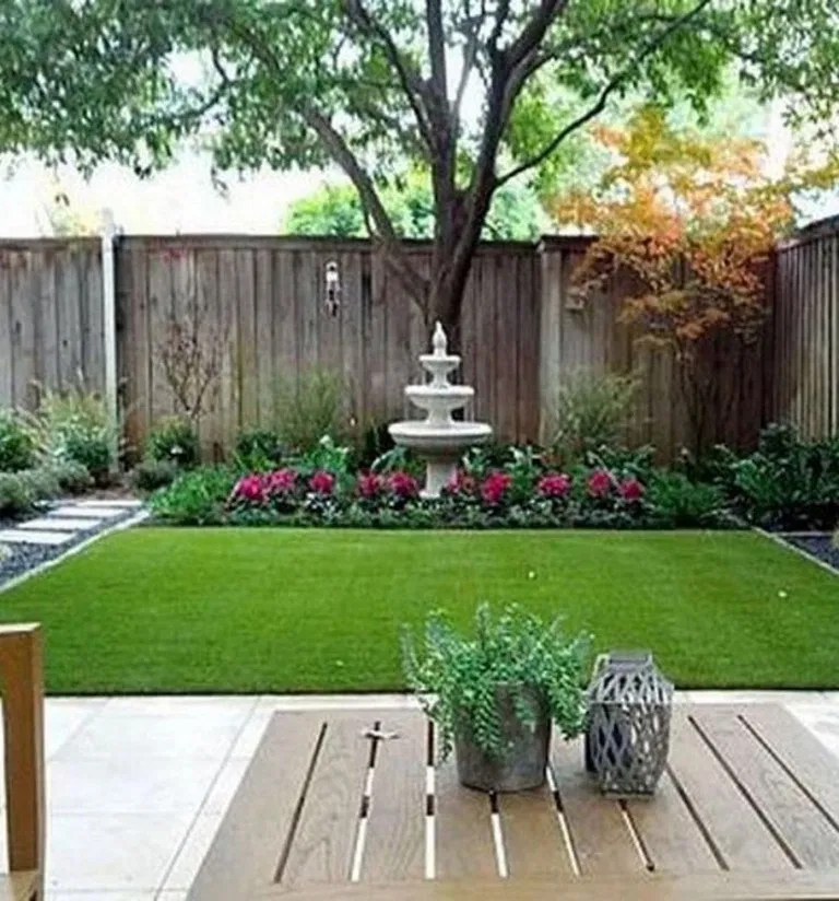 17 Simple And Beautiful Backyard Landscaping Ideas For Beautify